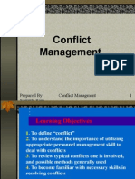 Conflict Managment- Presentation.ppt