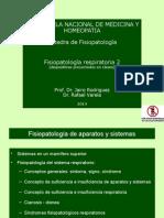 fisiopatologia Respiratoria 2