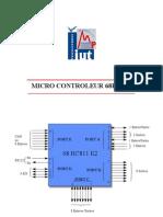 Microcontroleur 68HC811