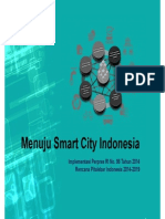 Menuju Smart City Indonesia Oke
