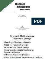 Ch3 Research Design