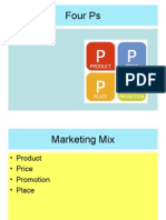7 Marketing Mix