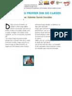 Diego Su Primer Dia de Clases 7