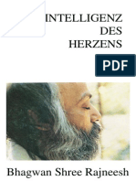 Osho - Bhagwan Shree Rajneesh - Intelligenz Des Herzens (1979, 240 S., Text)