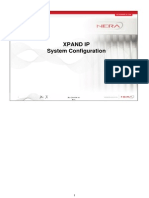 03-1 XPAND IP System Configuration 2010-08-10-R1A