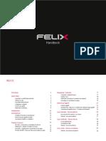 FELIX RENDER. Manuale in italiano.