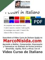 Color e Sen Italiano