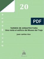 Tardes de Arquitectura