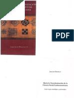 Bautista Juan Jose - Hacia La Descolonizacion de La Ciencia Social Latinoamericana