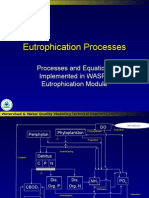 Eutrophication Processses