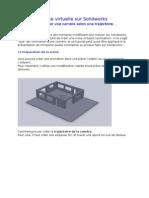 Créer Une Visite Virtuelle Sur Solidworks