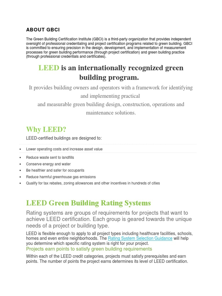 Leed us gbc updated leadership in energy and environmental leed us gbc updated leadership in energy and environmental design green building xflitez Choice Image