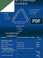 03e-Explorari in Patologia Tiroidiana
