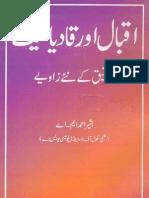 Iqbal or Qadiyaniat