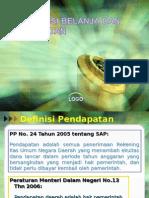 Materi Akuntansi Pendapatan Dan Belanja (1)