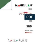 Korisničko Uputstvo-Paradox Alarm