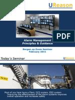 Alarm Management Seminar