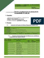 SW-LNX-00000005 - Proceso de Instalacion y Configuracion de Libertya 09_10 en OpenSUSE 11_1 x86_64