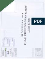 Ptg-kcs-40 Inst Dwg-2001 Skid General Arrangement Drawing Gas Meter Rev 0 (4 Sheet)