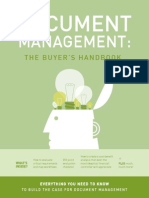 Document Management Buyers Handbook