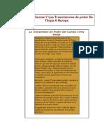 Las Enseñanzas Y Las Trasmisiones de poder De Tilopa A Naropa