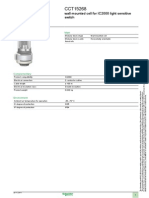 Cct15268 Specifications Sheet