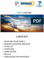 7 UL Slovenia Solar Panels