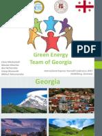 13 ISU Georgia Green Energy