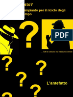 Bellolampo - Il Mistero Dell' Impianto Per Il Riciclo Degli Inerti  - Chi l'ha visto?