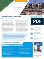 MSc Petroleum Geoscience v1-1