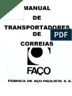 Manual de Transportadores de Correias Faço