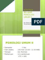Kontrak Belajar Pu2 2015