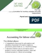 Payroll and Labor Act