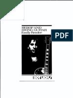 Emily Remler - Hot Licks - Bebop and Swing Guitar