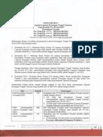 IDX - Penyampaian Laporan Keuangan Tengah Tahun