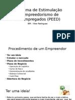 Programa de Estimulação Ao Empreedorismo de Desempregados