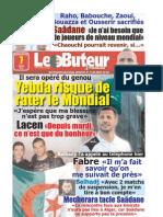 LE BUTEUR PDF du 07/03/2010