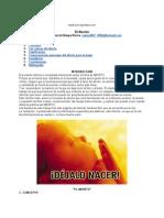 monografia Sobre El Aborto