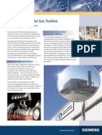 Siemens Sgt400 Powerplant Brochure