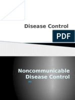 Dr. Shirley - Disease Control