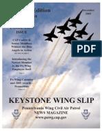 Pennsylvania Wing - Dec 2005