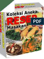 Koleksi Resep Masakan Indonesia