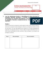 PRÁC CALIF Nº02 (Idea Principal y Secundaria)