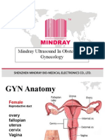 Mindray Ob&Gyn Application Training