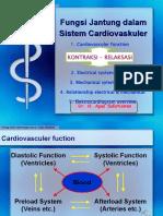 001. Fungsi Jantung Dlm Sistem Cardiovasculer