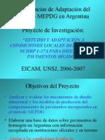 08 Experiencia Calib MEPDG Argentina