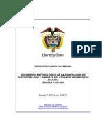 DOCUEMNTO METODOLOGICO PARA LA ZONIFICACION DE SUCEPTIBILIDAD Y AMENAZA POR M.M.pdf