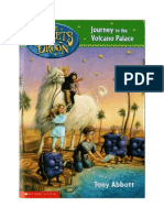 Secrets of Droon #02 - Journey to the Volcano Palace (1999) by Tony Abbott