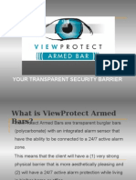 viewprotect armed bar presentation pa