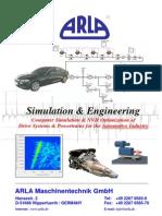 ARLA Engineering Automotive